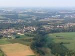 Majestueuze luchtballonvaart in de regio Maastricht op woensdag 22 augustus 2018
