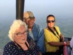 Overweldigende ballonvaart startlocatie Meppel op woensdag 22 augustus 2018