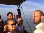 Comfortabele heteluchtballonvaart regio Beesd woensdag  4 juli 2018