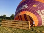 Te gekke ballon vaart startlocatie Beesd woensdag 4 juli 2018