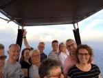 Fantastische luchtballonvaart regio Doetinchem woensdag 4 juli 2018