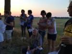 Ongelofelijke mooie luchtballon vaart opgestegen in Helmond woensdag 4 juli 2018