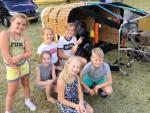 Ongekende luchtballon vaart omgeving Helmond woensdag 4 juli 2018