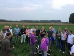 Uitstekende luchtballon vaart vanaf startlocatie Beesd op woensdag  5 september 2018