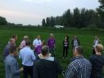 Voortreffelijke heteluchtballonvaart opgestegen op opstijglocatie Beesd op woensdag  5 september 2018