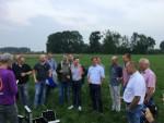 Formidabele luchtballonvaart omgeving Beesd op woensdag  5 september 2018