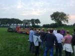 Relaxte ballonvlucht omgeving Beesd op woensdag  5 september 2018