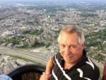 Ongekende luchtballonvaart in de omgeving van Hengelo op woensdag 5 september 2018
