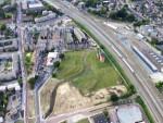 Prettige luchtballon vaart opgestegen in Hengelo op woensdag 5 september 2018