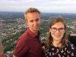 Overweldigende luchtballonvaart in de omgeving Hengelo op woensdag 5 september 2018