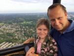 Magnifieke ballonvaart vanaf startveld Hengelo op woensdag 5 september 2018