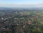 Spectaculaire ballonvlucht regio Breda op zaterdag  1 september 2018