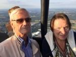 Ultieme ballon vlucht gestart op opstijglocatie Breda op zaterdag  1 september 2018