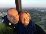 Unieke luchtballonvaart in de regio Enschede op zaterdag  1 september 2018