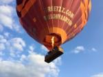 Ongelofelijke mooie heteluchtballonvaart vanaf opstijglocatie Hengelo op zaterdag  1 september 2018