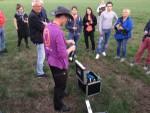 Grandioze heteluchtballonvaart in de regio Hengelo op zaterdag  1 september 2018