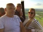 Meesterlijke ballonvaart opgestegen op startlocatie Beesd op zaterdag  1 september 2018