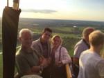 Indrukwekkende luchtballonvaart over de regio Beesd op zaterdag  1 september 2018