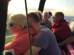 Feestelijke luchtballon vaart startlocatie Beesd op zaterdag  1 september 2018