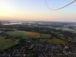 Verrassende ballonvaart vanaf opstijglocatie Holten op zaterdag  1 september 2018