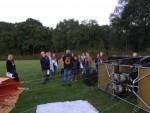 Verrassende luchtballonvaart regio Holten op zaterdag  1 september 2018