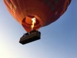 Adembenemende ballonvlucht omgeving Holten op zaterdag  1 september 2018