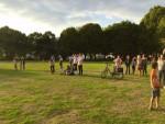 Fabuleuze ballonvlucht gestart in Tilburg op zaterdag 1 september 2018