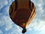 Relaxte ballon vaart in de omgeving Tilburg op zaterdag 1 september 2018