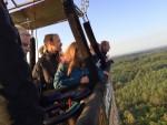 Super luchtballonvaart opgestegen in Tilburg op zaterdag 1 september 2018