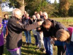 Relaxte ballon vlucht opgestegen op startlocatie Tilburg op zaterdag 1 september 2018