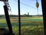 Adembenemende ballon vaart gestart op opstijglocatie Tilburg op zaterdag 1 september 2018