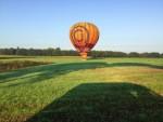 Majestueuze luchtballonvaart vanaf startveld Tilburg op zaterdag 1 september 2018
