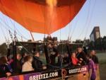 Sublieme ballon vaart gestart in Tilburg op zaterdag 1 september 2018
