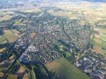 Fantastische ballonvaart opgestegen op startveld Apeldoorn op zaterdag 11 augustus 2018