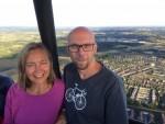 Bijzondere ballonvlucht omgeving Apeldoorn op zaterdag 11 augustus 2018