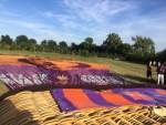 Meesterlijke ballonvaart in Beesd op zaterdag 11 augustus 2018