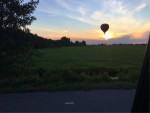 Betoverende ballon vlucht omgeving Capelle aan den ijssel op zaterdag 11 augustus 2018