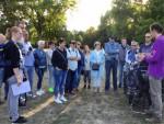 Geweldige ballonvaart startlocatie Capelle aan den ijssel op zaterdag 11 augustus 2018