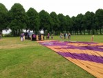 Schitterende ballon vaart vanaf opstijglocatie 's-hertogenbosch zaterdag 12 mei 2018