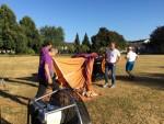 Magische ballonvaart omgeving Eindhoven zaterdag 14 juli 2018