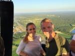 Jaloersmakende luchtballonvaart omgeving Eindhoven zaterdag 14 juli 2018