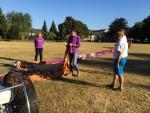 Magische ballon vlucht in de buurt van Eindhoven zaterdag 14 juli 2018