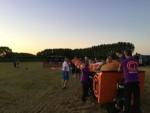 Fantastische luchtballonvaart regio Eindhoven zaterdag 14 juli 2018
