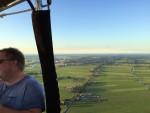 Adembenemende luchtballonvaart opgestegen op startlocatie Meppel zaterdag 14 juli 2018