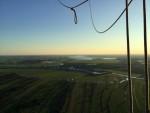 Uitmuntende ballon vlucht opgestegen in Meppel zaterdag 14 juli 2018