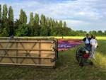 Verrassende luchtballonvaart vanaf startlocatie Beesd zaterdag 16 juni 2018