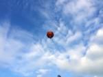 Adembenemende ballonvlucht in de buurt van Beesd zaterdag 16 juni 2018