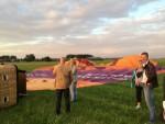 Grandioze ballon vaart gestart op opstijglocatie Beesd zaterdag 16 juni 2018