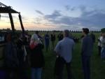 Unieke ballon vlucht in Beesd zaterdag 16 juni 2018