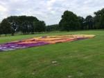 Bijzondere heteluchtballonvaart startlocatie Maastricht zaterdag 16 juni 2018